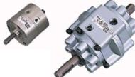 Attuatori Idraulici e Pneumatici, Cilindri idraulici rotativi - Tutti i